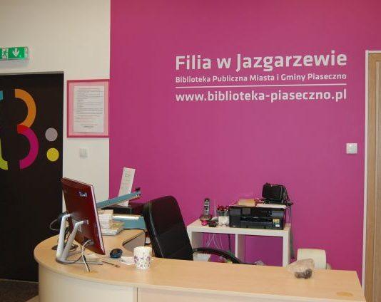 Filia w Jazgarzewie
